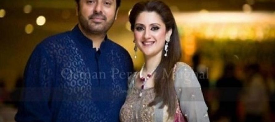 Nauman Ijaz With His Family – Pictures