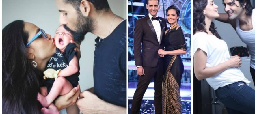 Aamina Sheikh Is Very Proud Of Her Husband