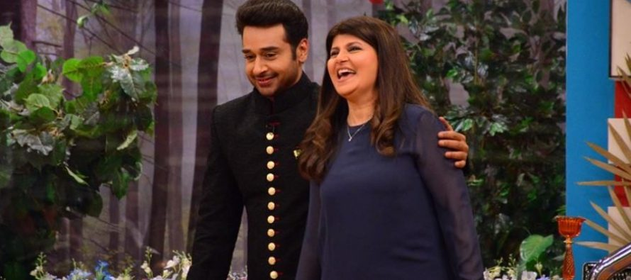 """Faysal Qureshi Is My Favorite Host"" – Rubina Ashraf"