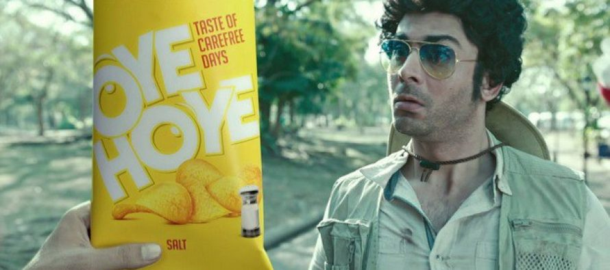 Fawad Khan Seen In A Different Avatar In A Commercial
