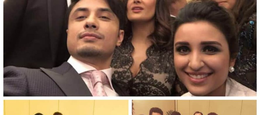 Ali Zafar Joins Hands With International Celebrities For A Cause