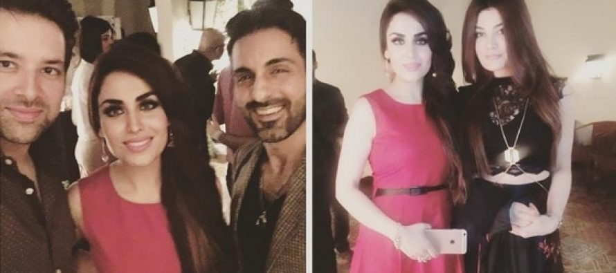 Sara Bhatti Celebrates Birthday With Mikaal And Friends