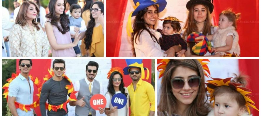 Celebrities Seen On Shahmir Sheikh's Birthday Party – Pictures