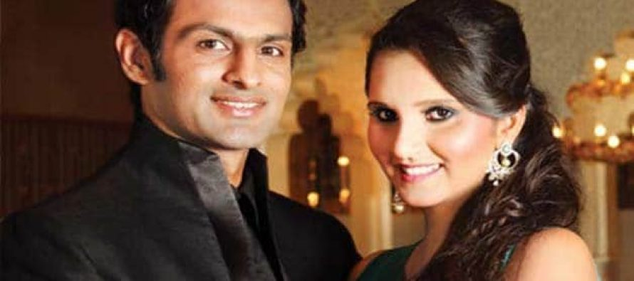Shoaib Malik & Sania Mirza in a new commercial