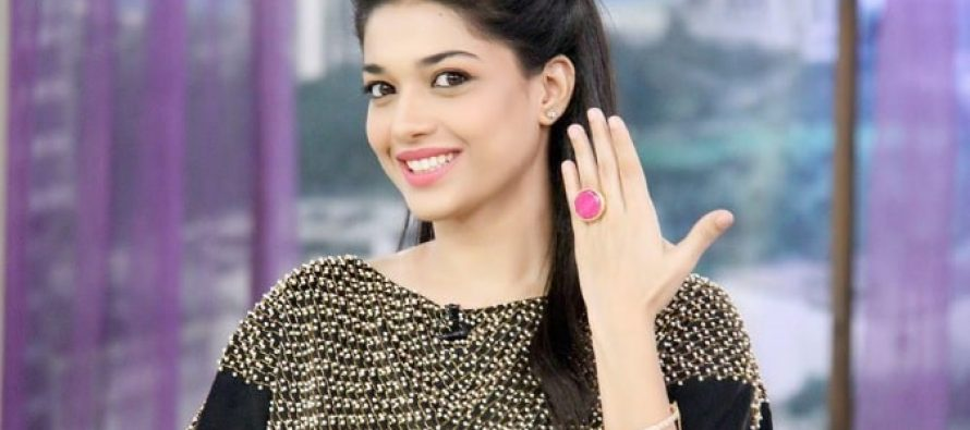 Sanam Jung looks Stunning In A Recent Video