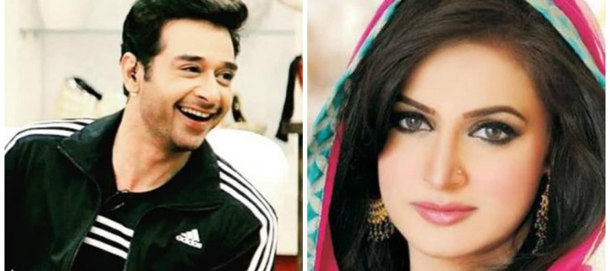 Noor Praises Faysal Qureshi, Wants To Work With Him