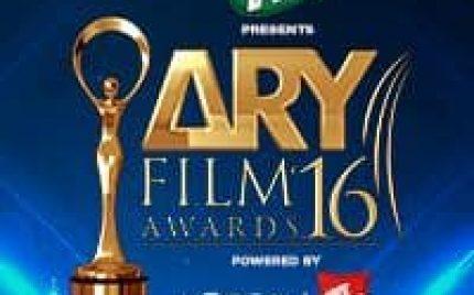 ARY Film Awards 2016 winners