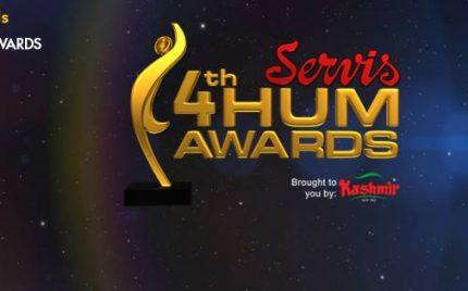 4th Hum Awards – Winners