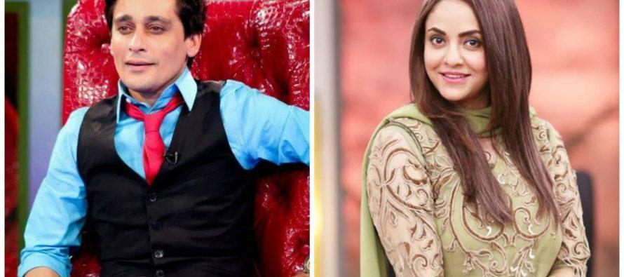 Nadia Khan's Questions Leave Sahir Lodhi Speechless!!