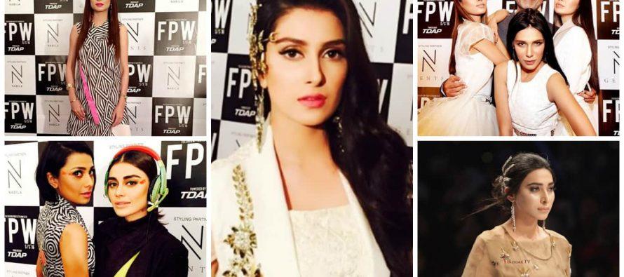 Fashion Pakistan Week Summer/ Spring 2016 – First Day