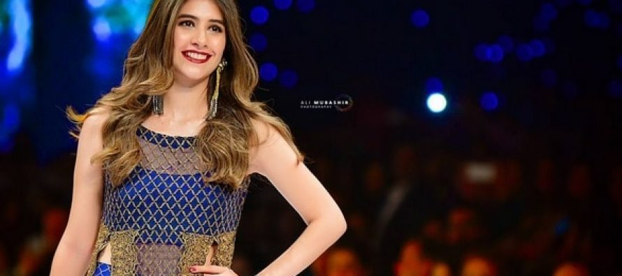 Syra Shahroz In Fashion Pakistan Week 2016 – Pictures