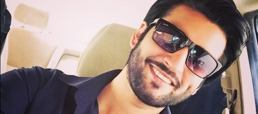 Agha Ali Shares His Views About Marriage