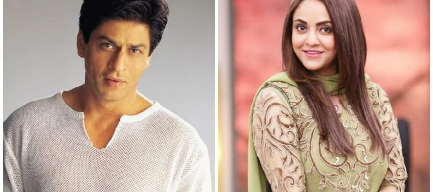 Nadia Khan's Shocking Comments About Shah Rukh Khan