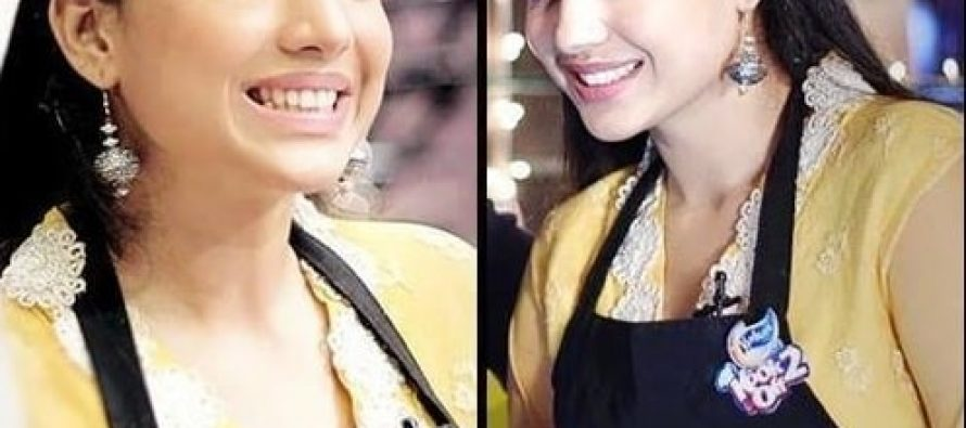 Sanam Jung and Her look alike