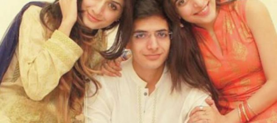 Mawra & Urwa's Brother Ins-e-Yazdan To Make Acting Debut