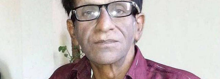 Naseer Bhai of Khabardaar/Khabarnaak passes away