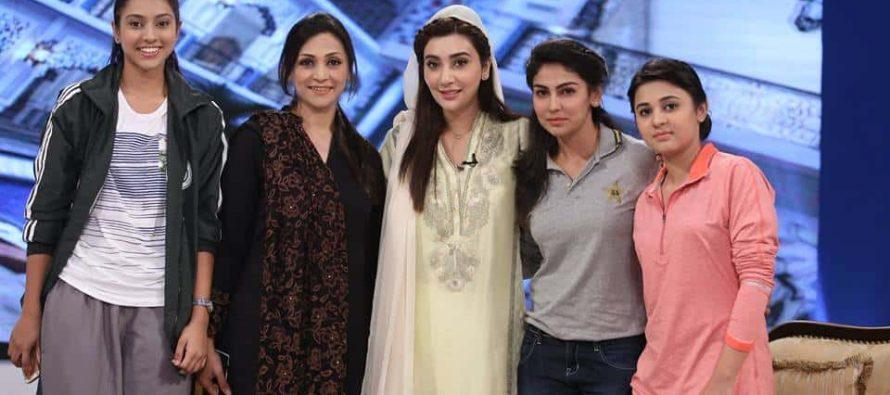 Pakistan Women's Cricket Team Invited To Ramzan Humara Emaan