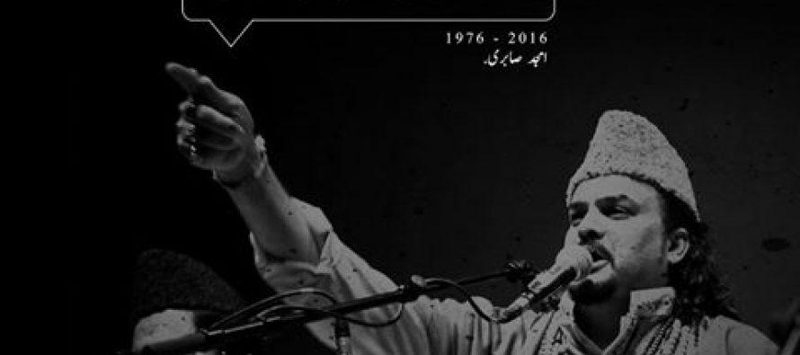 Celebrities Mourn Amjad Sabri's Demise