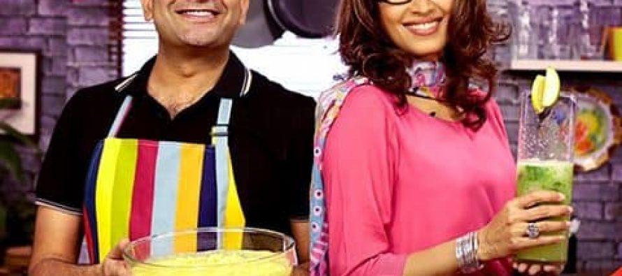 Vaneeza Ahmad On Star Iftaar With Sarmad Khoosat