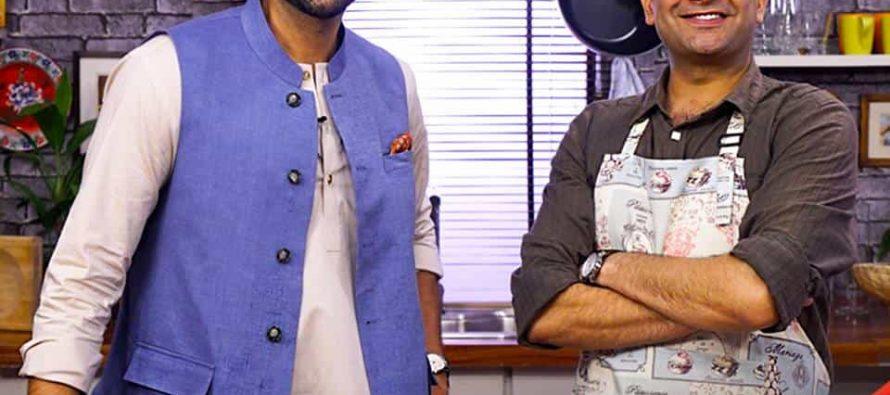 Adnan Malik On Star Iftaar With Sarmad Khoosat
