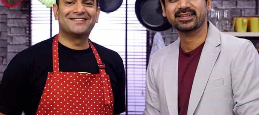 Vasay Chaudhry On Star Iftaar With Sarmad Khoosat