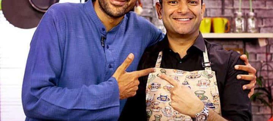 Ali Sethi On Star Iftaar With Sarmad Khoosat