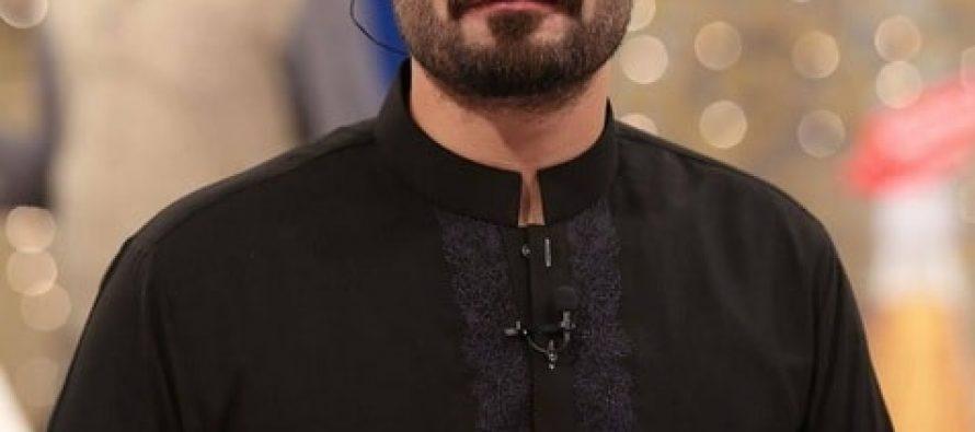 Hamza Ali Abbasi's Banned From Hosting Ramazan Transmission