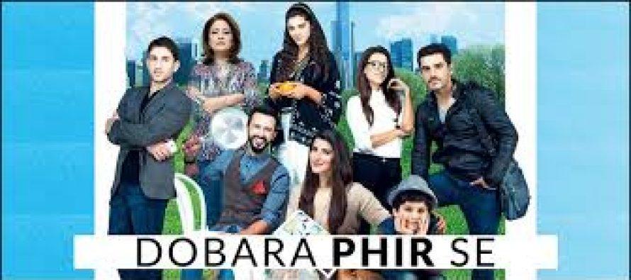 Dobara Phir Se – BTS Pictures