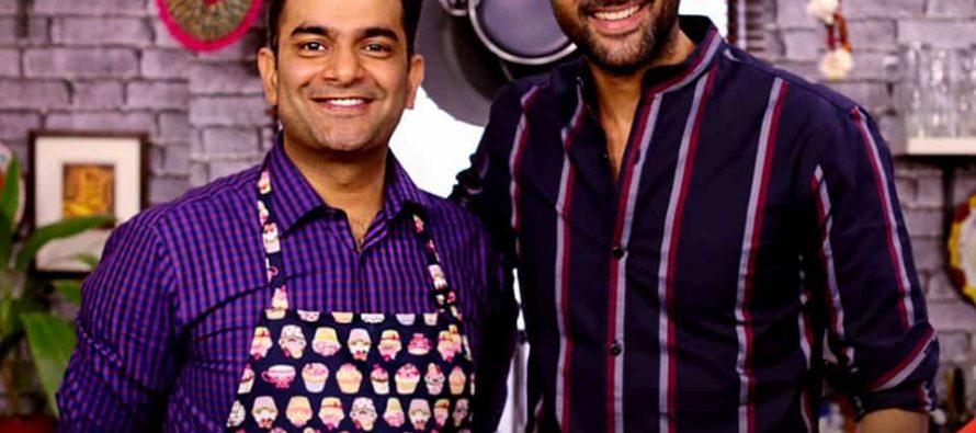 Mohib Mirza On Star Iftaar With Sarmad Khoosat