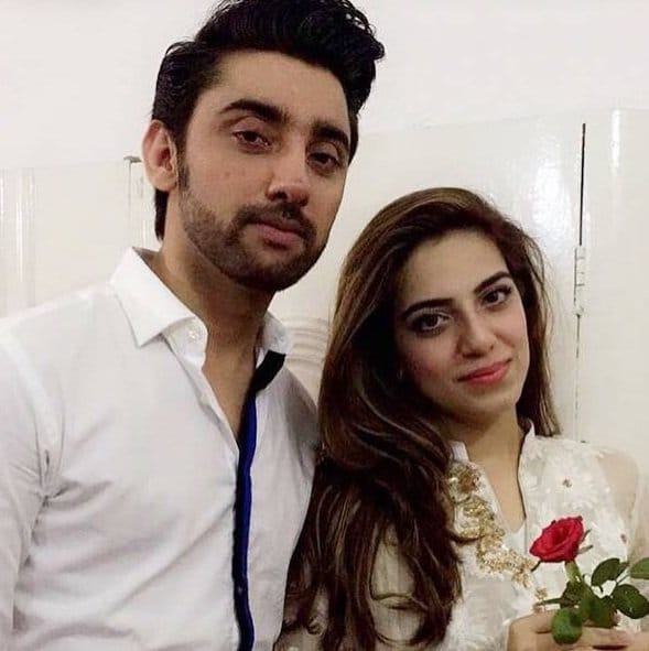 Amanat-Ali-Engagement-With-Sarah-Manzoor