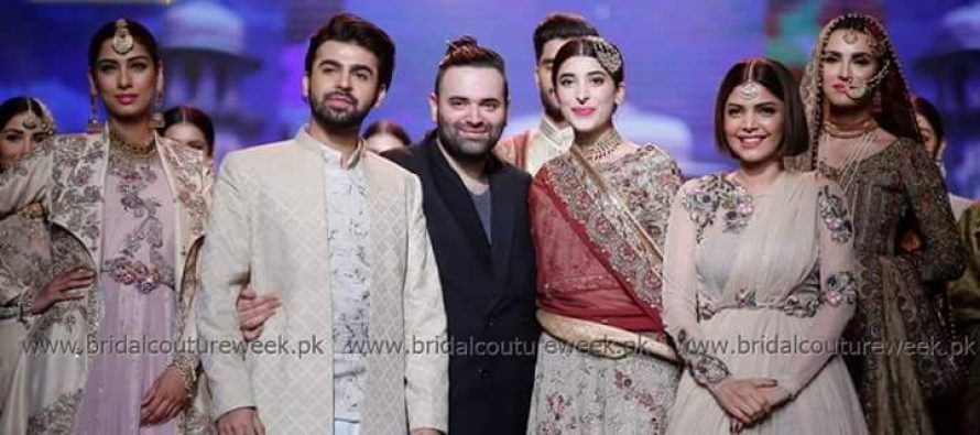 Bridal Couture Week – Day 1