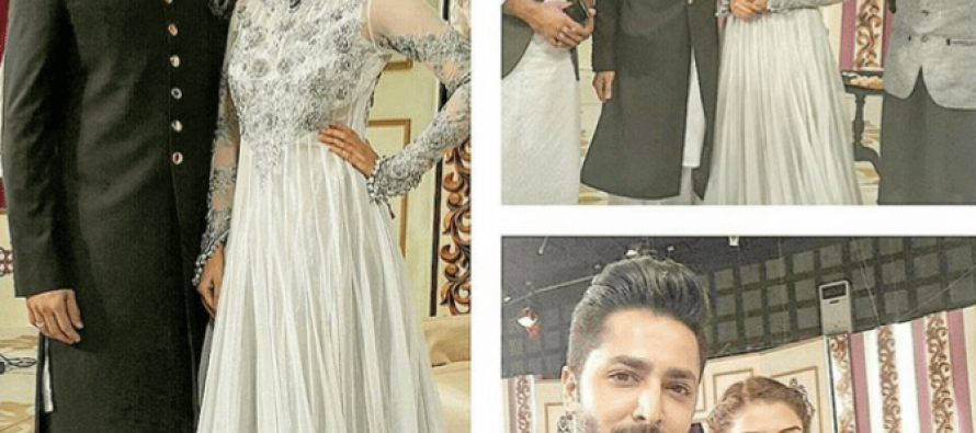 Aiza Khan & Danish Taimoor To Be Seen In Mazaak Raat's Eid Show