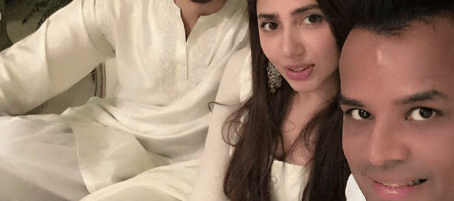 Celebrities On The Second Day Of Eid – Pictures
