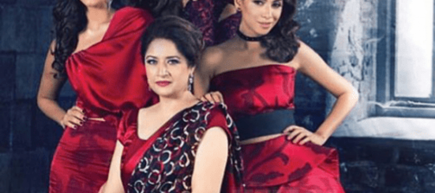 The Ladies Of Dobara Phir Se Grace The Cover Of Hello!Pakistan