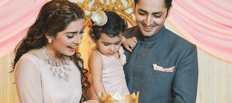 Hoorain Taimoor's Birthday Party – Professional Pictures Are Out