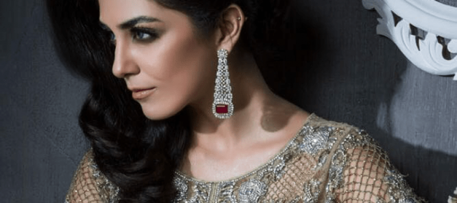 Maya Ali's Latest Shoot For Maria B