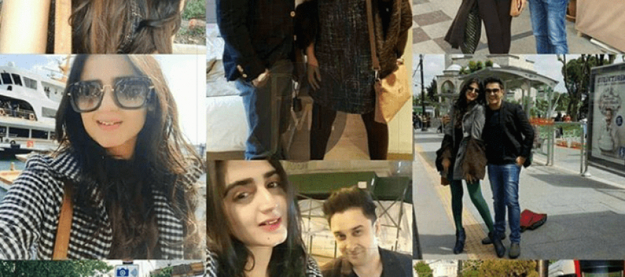 Hira Mani's Holiday Trip – Pictures