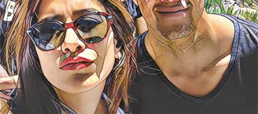 Celebrities Jumping On The #Prisma Bandwagon