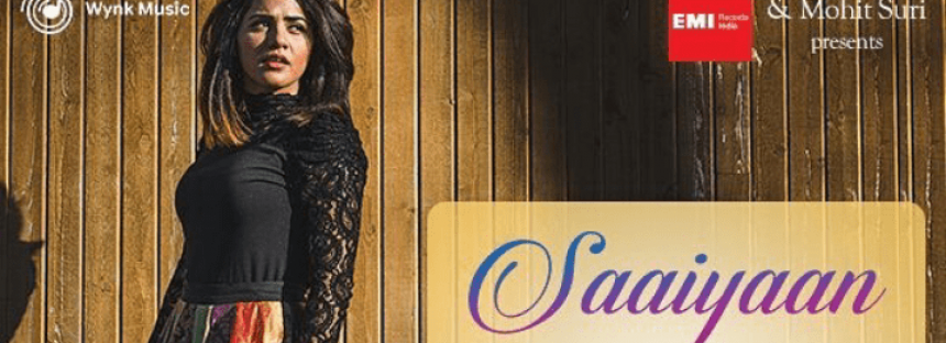"Quratulain Balouch's New Single ""Saaiyaan"" Is Out"