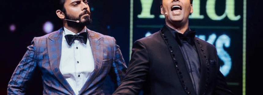 IIFA Rocks 2016 – Fawad Khan Steals The Show