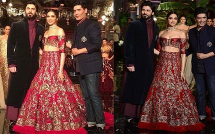 Fawad Khan & Deepika as showstopper Shocked Everyone