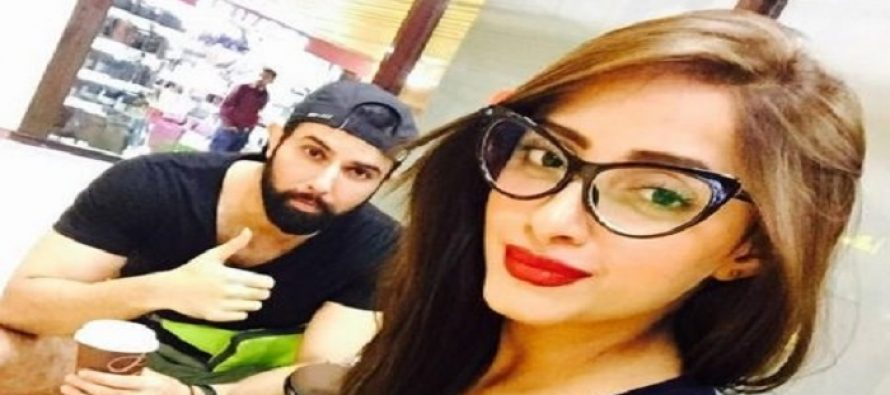 Noor Hassan & Sanam Chaudhary Pictures!