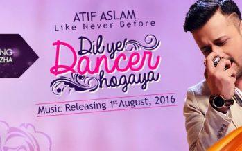 Atif Aslam sings for Actor In Law