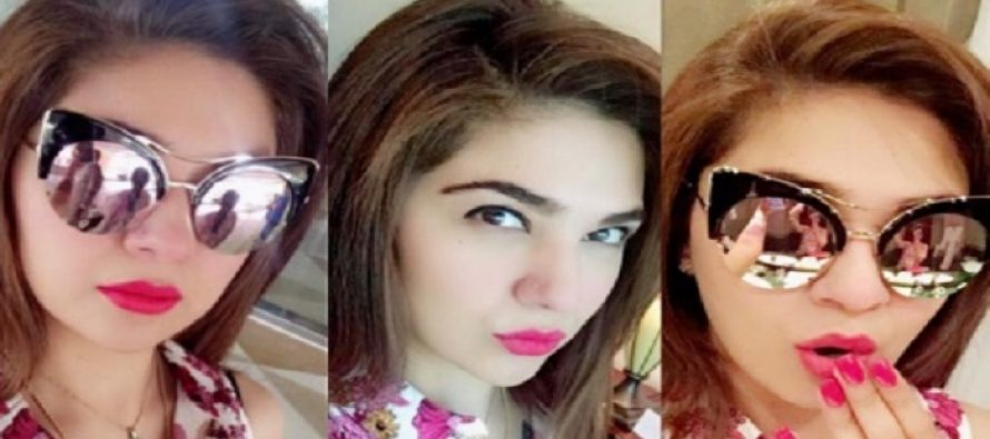 Natasha Ali adds Glamour to Dubai