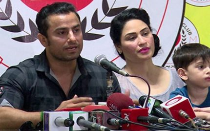 Humaira Arshad decides to take Divorce from Ahmed butt!