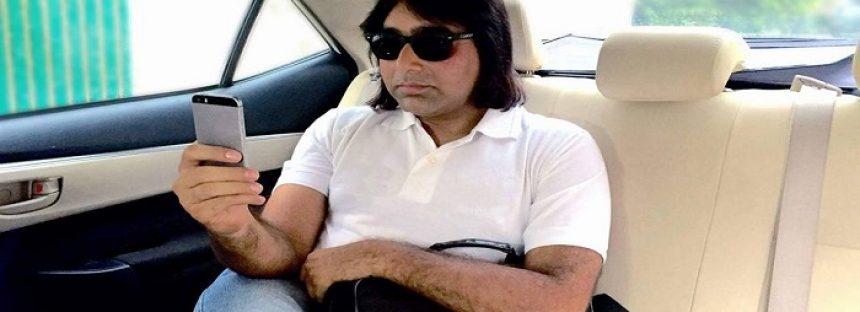 "Waseem Sheikh adds ""Tarka"" to Mahira Khan Uber shoot"