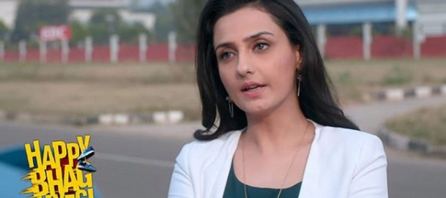 Momal Sheikh's Bollywood Debut Shows Negative Image Of Pakistan