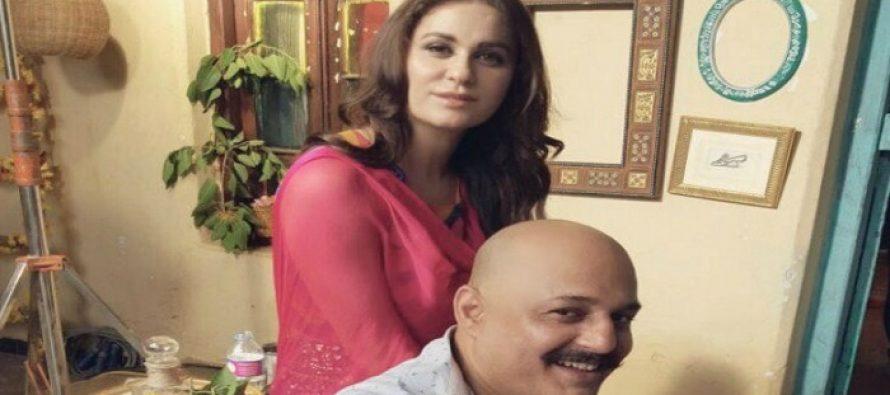 """Nausheen Shah will work opposite Ali Azmat in the film """"Jhol"""""""