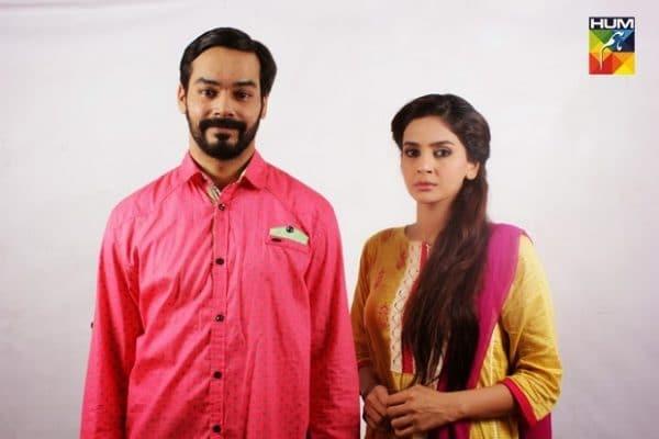 Gohar Rasheed and Saba Qamar in Digest Writer