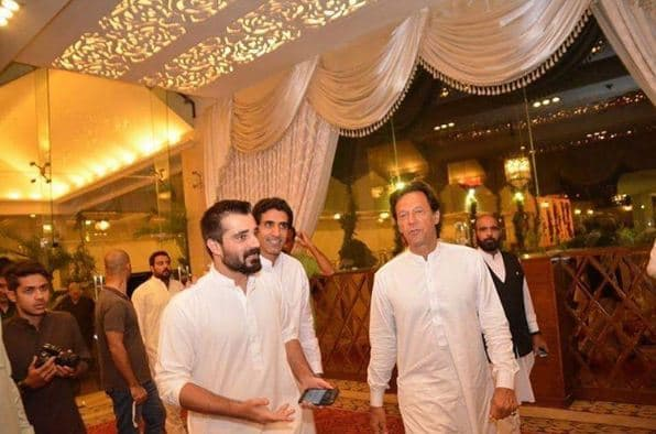 Hamza Ali Abbasi Sister Wedding 7